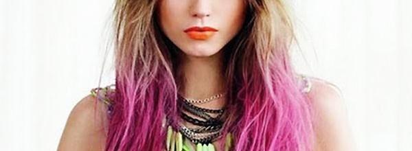 Hair.. all the colours of the Rainbow